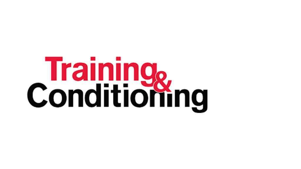 Training & Conditioning Magazine