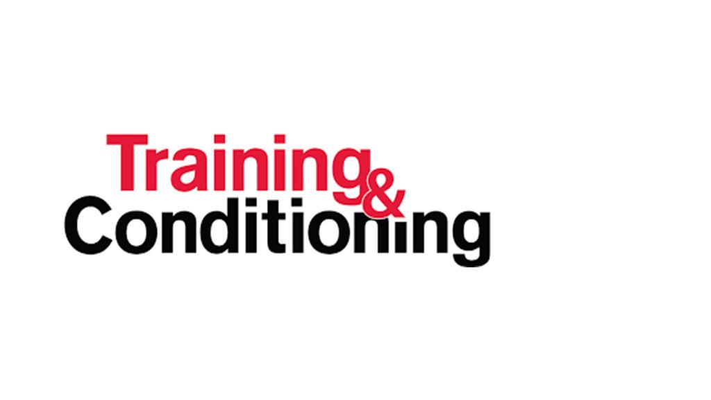 Training & Conditioning Magazine
