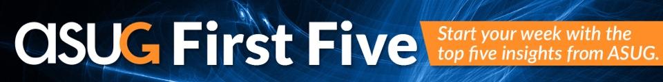 Frist Five