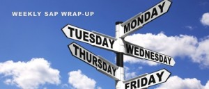 SAP Weekly Wrap-Up