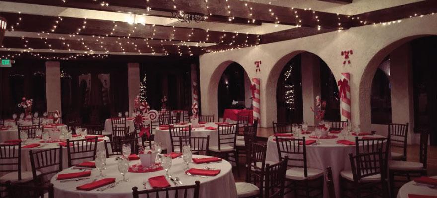 Holiday Office Party Colorado Wedding Venue Outdoor