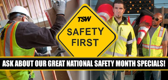 TSW Safety Month