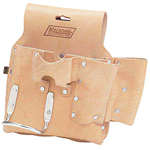 "Walboard Tool Company, Inc. Walboard Tool Pouch Left Hand 815L Box Style - 9"" x 9"""