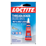 Henkel  LOCTITE Threadlocker Blue 242 .20 OZ