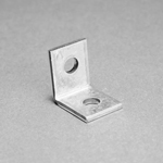 "ERICO Caddy Angle Bracket with 1/4"" Hole - [100/box]"