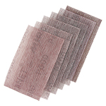 Hyde Tools Abranet Sanding Screen Sheets [15 pack] - 120 Grit