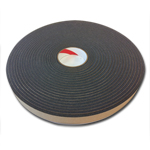 "Can Do National Tape Co.  1"" X 3/8"" X 50' Polyethylene Foam Tape"