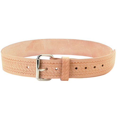 2 quot embossed leather work belt at tsw