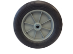 "C R Daniels, Inc. 10"" Rear Wheel for 1/2 Cubic Yard Utility Tilt Truck"