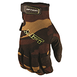 Lift Safety Camo Option Glove (M)
