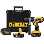 DeWalt Power Tools DEWALT 18V XRP Hammer Drill/Driver Kit