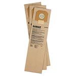 DeWalt Power Tools Paper Filter Bag for D27904