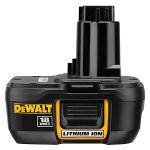 DeWalt Power Tools 18V Compact Li-Ion Battery pack