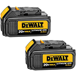 DeWalt Power Tools 20V MAX* Lithium Ion Battery Pack (3.0 Ah)