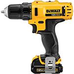 """DeWalt Power Tools 12V MAX* 3/8"""" Drill Driver Kit"""