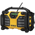 DeWalt Power Tools 12V/20V MAX* Worksite Charger Radio