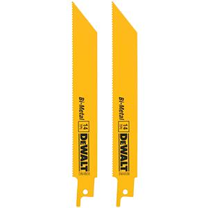 Metal Cutting Reciprocating Saw Blades