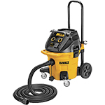 DeWalt Power Tools 10 Gallon Wet/Dry HEPA Dust Extractor with Automatic Filter Clean