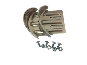 Adjustable Heel Bracket with Screws Dura Pack (C)