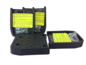 Dura-Stilts Replacement Sole w/ Screws Dura Pack