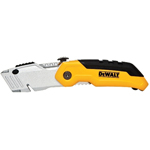 DeWalt DEWALT Folding Retractable Utility Knife