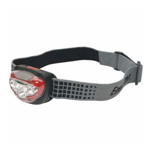 Energizer Vision HD Headlight W/Batteries