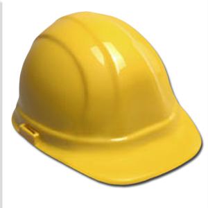 Omega II Mega Ratchet Hard Hat- Yellow