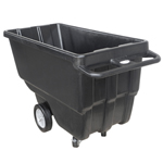 Forest Group, Inc. Dump Cart 3/4 cu yd with 12 in Wheels