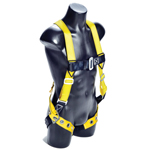 Guardian Fall Protection Velocity HUV w/ Chest Pass-Thru Buckle & Leg Tongue Buckles, S-L
