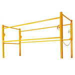 Nu-Wave Manufacturing  Scaffold Guard Rail Kit