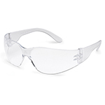 Gateway Safety, Inc. Starlite Anti-Fog Safety Glasses - Clear/Clear