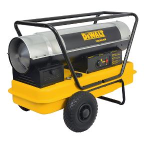 190,000 BTU/HR Forced Air Kerosene Construction Heater