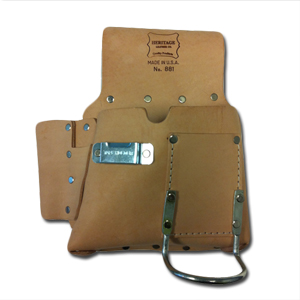 Drywall Pouch - Right Handed - EP78 - 6 Pocket