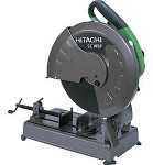 "Hitachi 14"" Chop Saw 15-amp 3,800-rpm"