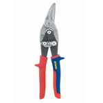 Irwin Industrial Tools Aviation Snips - Left and Straight- Red