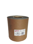 "Johnson Abrasives Company Smooth-Kut Sand Paper Roll - 80 Grit - 8"" x  50yd (Medium)"