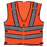 Lift Safety Viz-Pro 2 Yellow Safety Vest (L)