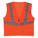 Lift Safety Viz-Pro 1 Orange Safety Vest (L)