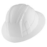 Lift Safety Vantis Full Brim Hard Hat - White
