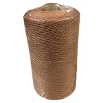 MCH Rope & Cord Supply Jet Line - 1lb. - 7000' - Beige