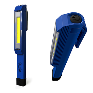 Larry C LED Work Light - Blue