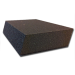 Norton Company Dual Angle Fine/Medium Sponge [24]