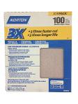 "Norton Company Sandpaper 100 Grit 9"" x 11"" [20]"