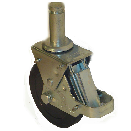 Nu Wave Scaffolding : Nu wave quot locking caster at tsw