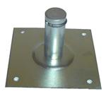 "Nu-Wave Manufacturing  Nu-Wave Base Plate -  5"" x 5"""