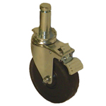 "Nu-Wave Manufacturing  Nu-Wave 5"" Classic Locking Scaffold Caster"