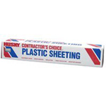 Poly-America, LP Clear Poly Sheeting - 1.5 mil 20' x 200'