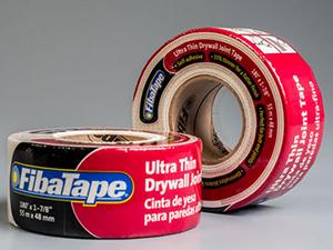 FibaTape Perfect Finish Ultra-thin Drywall Tape 1-7/8
