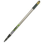 Wooster Brush  Wooster Sherlock GT Convertible Pole 4'-8' Long