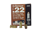 Ramset Load - .22 Caliber  - Brown [100]